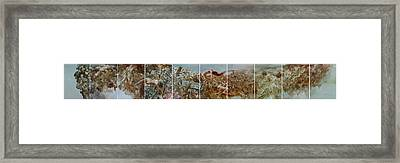 Rebirth Framed Print by Gong Wei
