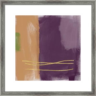 Reception- Art By Linda Woods Framed Print by Linda Woods
