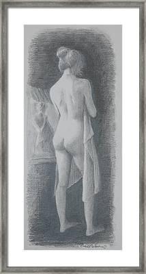 Reflect Framed Print by Tomas OMaoldomhnaigh