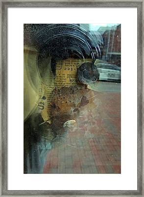 Reflection 1 Framed Print by Marcia L Jones