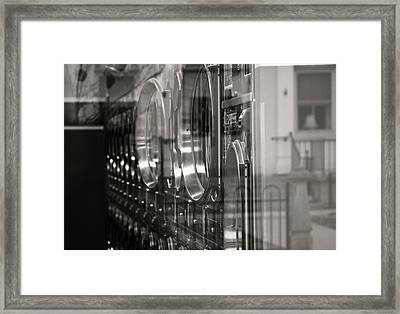 Reflection Framed Print by Catherine Smith