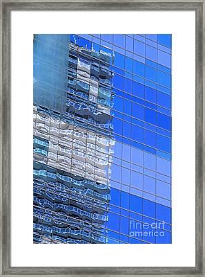 Reflection Framed Print by Viktor Savchenko
