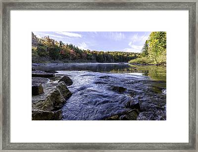 Reflective Moments Framed Print by Everet Regal