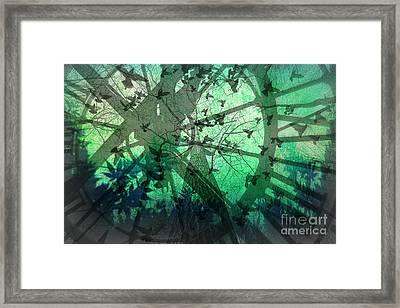 Relativity  Framed Print by Snook R
