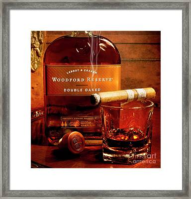 Relaxing Framed Print by Jon Neidert