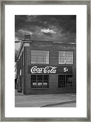 Remember 5 Cents Framed Print by Tim Wilson