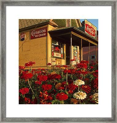 Remember When Framed Print by Joe Bonita