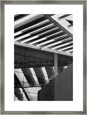 Repeat Performance Framed Print by Ross Odom