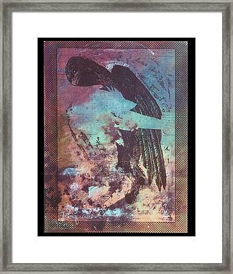 Requiem Framed Print by Marte Thompson