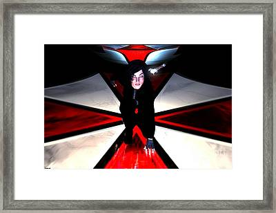 Resident Evil  Return Framed Print by Gabriel Forgottenangel