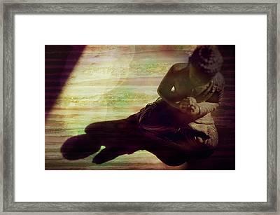 Respect Framed Print by AugenWerk Susann Serfezi