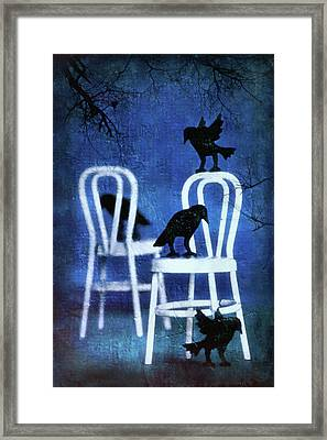 Resting Place 2 Framed Print by Jeff  Gettis