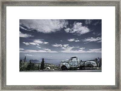 Resting Place 2 Framed Print by Rod McLean