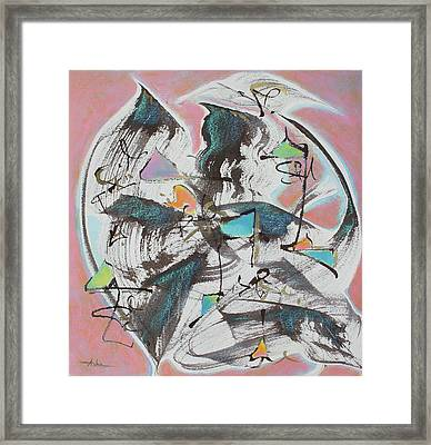 Resting Places I Have Known Framed Print by Asha Carolyn Young