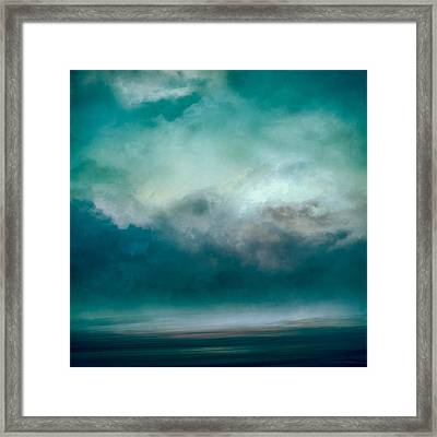 Resting Waters Framed Print by Lonnie Christopher