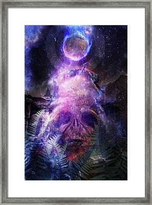 Resurrection Framed Print by Cameron Gray