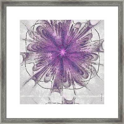 Retainership Beauty Flower  Id 16163-133327-22920 Framed Print by S Lurk