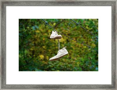 Retired Framed Print by Bill Cannon