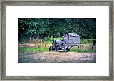 Retirement Dream Framed Print by Customikes Fun Photography and Film Aka K Mikael Wallin