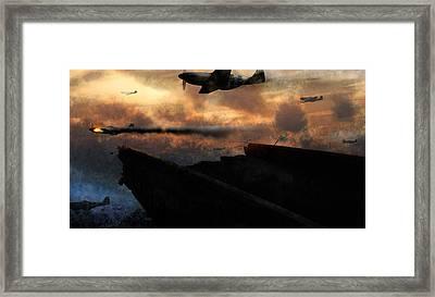 Retreat Framed Print by Ethan Harris