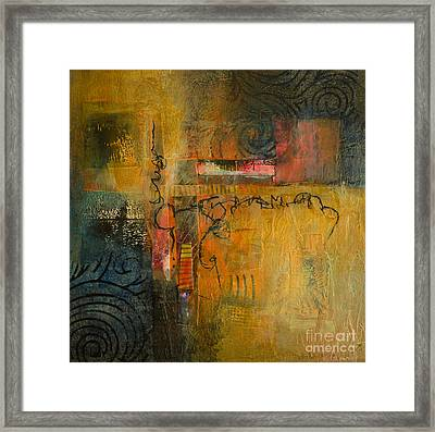 Revealed Framed Print by Melody Cleary