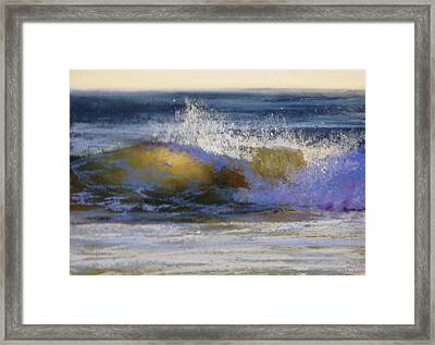 Reveille Framed Print by Jeanne Rosier Smith