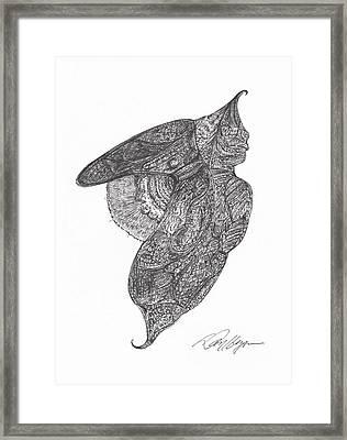 Revelation Drifter Framed Print by Dan Heynen