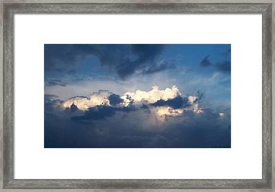 Revelation One-seven Framed Print by Glenn McCarthy Art and Photography