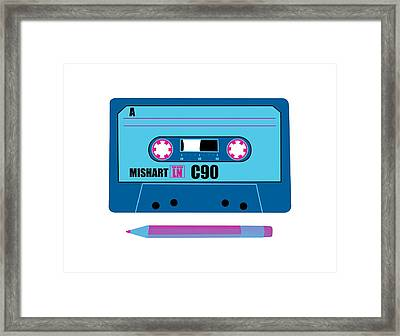 Rewind Framed Print by Mihail Georgiev