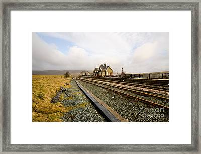 Ribblehead Station Framed Print by Stephen Smith