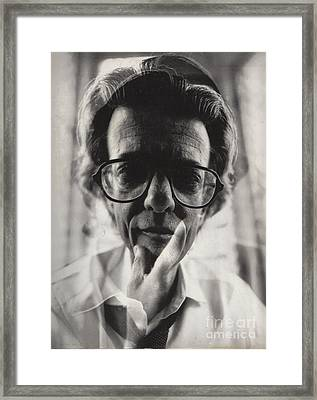 Richard Avedon Framed Print by Corky Willis Atlanta Photography
