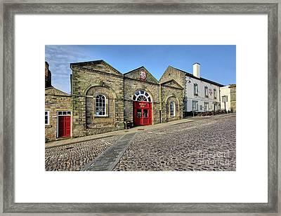 Richmond Victorian Market Framed Print by Stephen Smith
