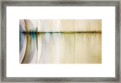 Rift In Time Framed Print by Scott Norris