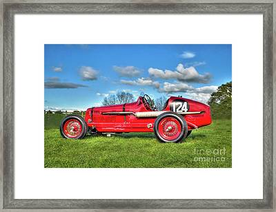 Riley Special Framed Print by Catchavista