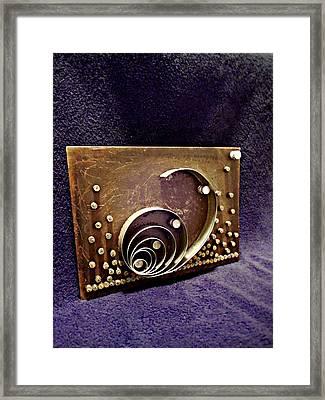 Rising Moon Framed Print by Jim Ramirez