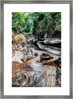 River Of Dreams Framed Print by Adrian Evans