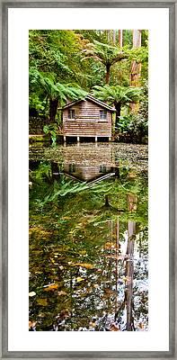 River Reflections Framed Print by Az Jackson