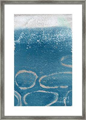 River Walk Framed Print by Linda Woods
