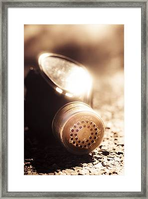Road To Peace Framed Print by Jorgo Photography - Wall Art Gallery
