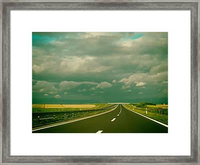 Roadtrip  Framed Print by Mountain Dreams