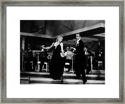 Roberta, Ginger Rogers, Fred Astaire Framed Print by Everett
