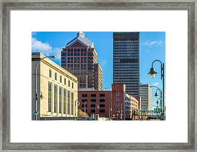 Rochester Ny Framed Print by William Norton