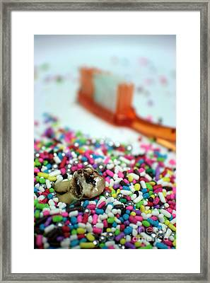 Root Of The Problem Framed Print by Balanced Art
