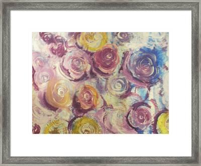 Rosie Framed Print by Jennifer Henson