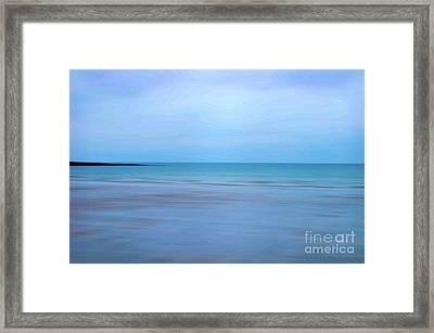 Ross Strand Framed Print by Marion Galt