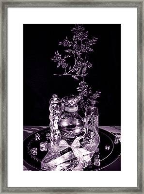 Royal Framed Print by Camille Lopez