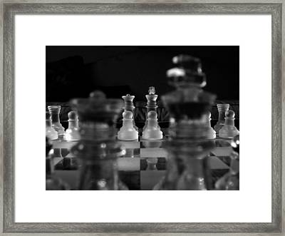 Royal Perspective  Framed Print by David Paul Murray