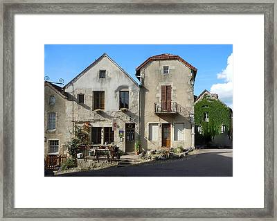 Rue Voltaire Framed Print by Marilyn Dunlap