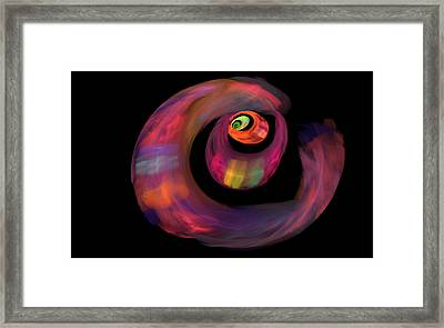 Rum And Petra Framed Print by Brainwave Pictures