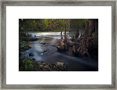 Run Swiftly Framed Print by Marvin Spates
